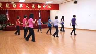 Found Someone - Line Dance (Dance & Teach)