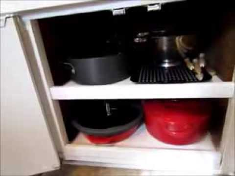 An Organized and Clutter-free Kitchen Part 6: Cabinets (Dishes ...