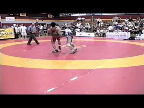 2005 Canada Cup: 60 kg Hyun Wan Cho (KOR) vs. John Pineda (CAN)