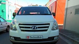2016 Hyundai H1 Now Even More Bang For Your Buck смотреть