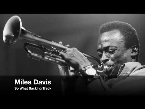 Miles Davis - So What (Backing Track)