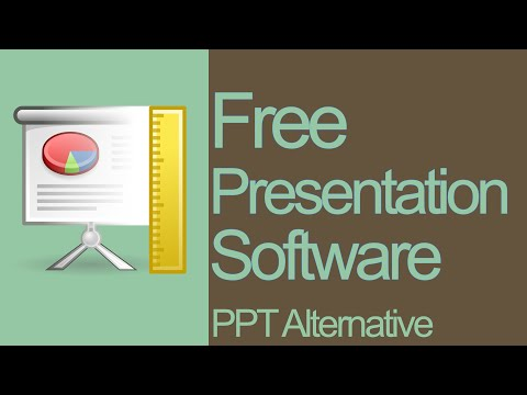 Free Presentation Software : Create PowerPoint Presentations, Free Alternative