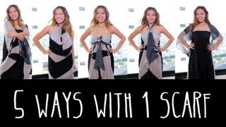 Download 5 Ways to Wear 1 Scarf Mp3 and Videos