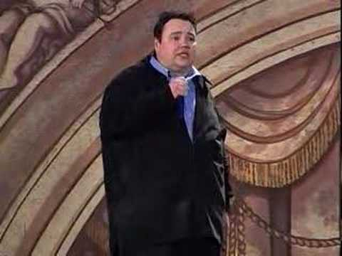 John Pinette  at his finest! V2