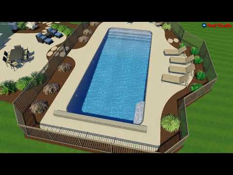 Hartland, WI New Pool Concept Video