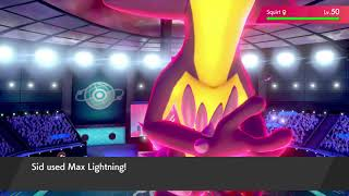 This is WHY You use Toxtricity in Pokemon Sword Shield WiFi Battles