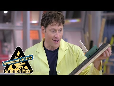 Science Max | FRICTION | | Kids Science | Experiments