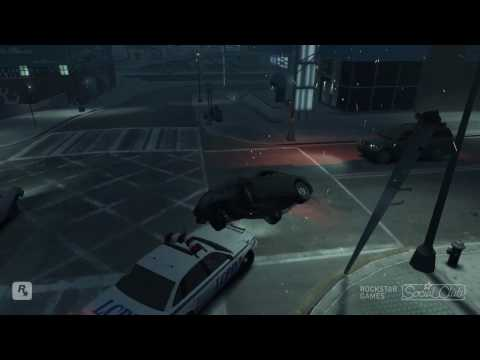 GTA IV - Crashes and Glitches (720p)