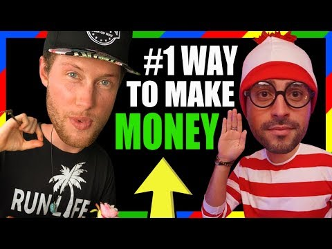 #1 Way To Make Passive Residual Income Online In 2019