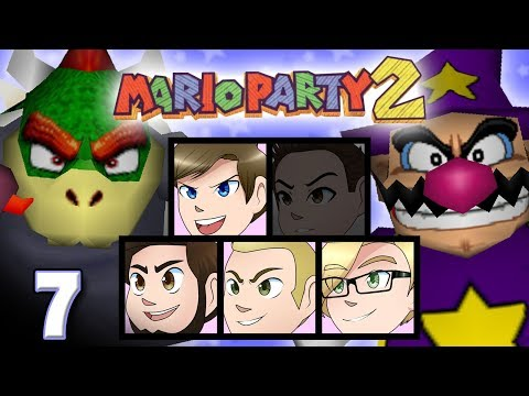 Mario Party 2: Dungeons and Bowsers - EPISODE 7 - Friends Without Benefits