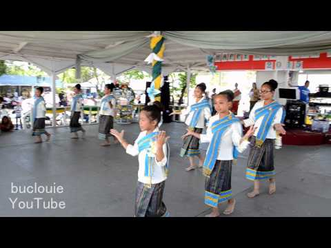 Duang Champa - Lao New Year Modesto 2015
