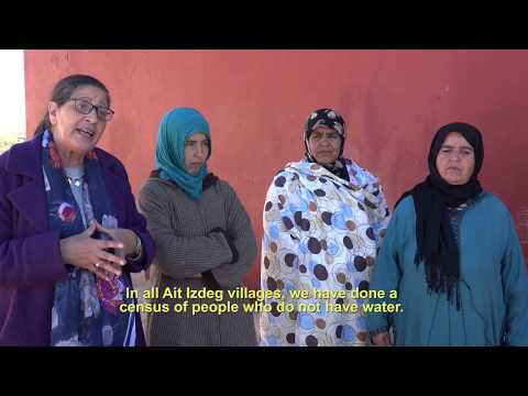 Ait Izdeg Midelt: Portrait of an Agricultural Community in the High Atlas