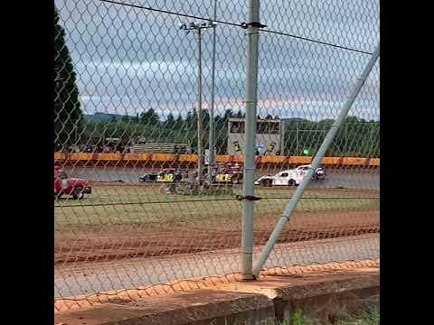 Tanner Krohling @ Sunset Speedway Main 6/22/19