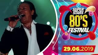 90's & 80's SUPERSTARS Festival - Energylandia - 28-29.06.2019