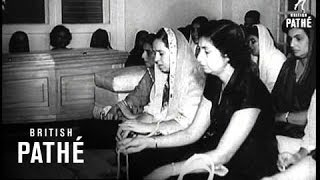 The Aga Khan Laid To Rest Aka The Aga Khan's Funeral (1957)