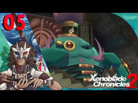 Xenoblade Chronicles 2 - Episode 5『Scattered』