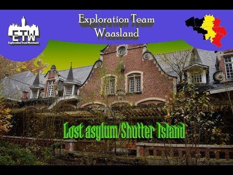 Lost Asylum/Shutter Island - Verlaten mentaal hospitaal