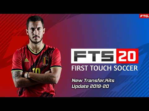 FTS 20 Mobile Android Offline 300 MB HD Graphics First Touch Soccer 2020