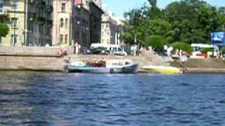 Прогулка по рекам и каналам Санкт-Петербурга(3)(, 2009-07-04T11:37:06.000Z)