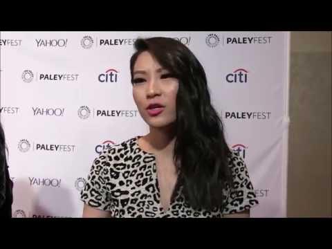 YAH Chats with Arden Cho (Kira Yukimura) Teen Wolf PaleyFest 2015