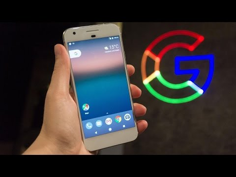Live Stream Of Google Pixel Announcement October 4 2016 [Skip to 32 minutes for the announcements]