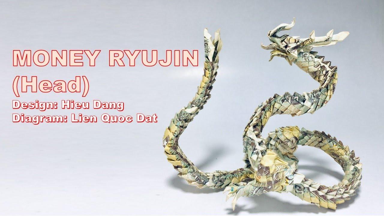 Origami Ryujin 1 2 Not Tutorial By Fierce Folder