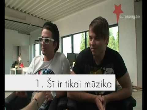 Musiqq - 14 songs! [Latvian band]
