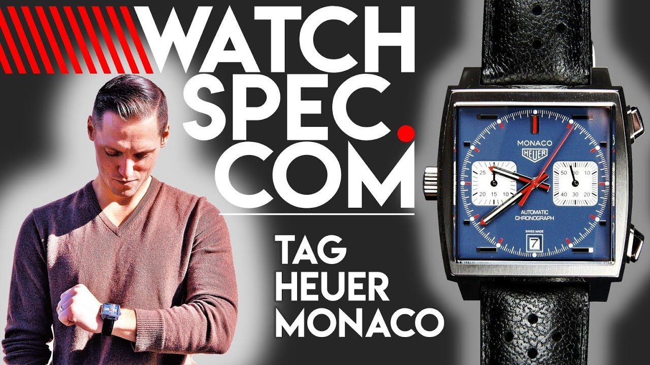 tag heuer monaco the steve mcqueen racer youtube. Black Bedroom Furniture Sets. Home Design Ideas