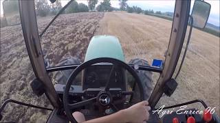 |Cab View| John Deere 6200 + ripuntatore Marolin |GoPro|