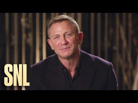 Host Daniel Craig Can't Shake His 007 Habits at SNL