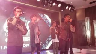 "TOP One Project sings ""Ikaw Na Nga"""