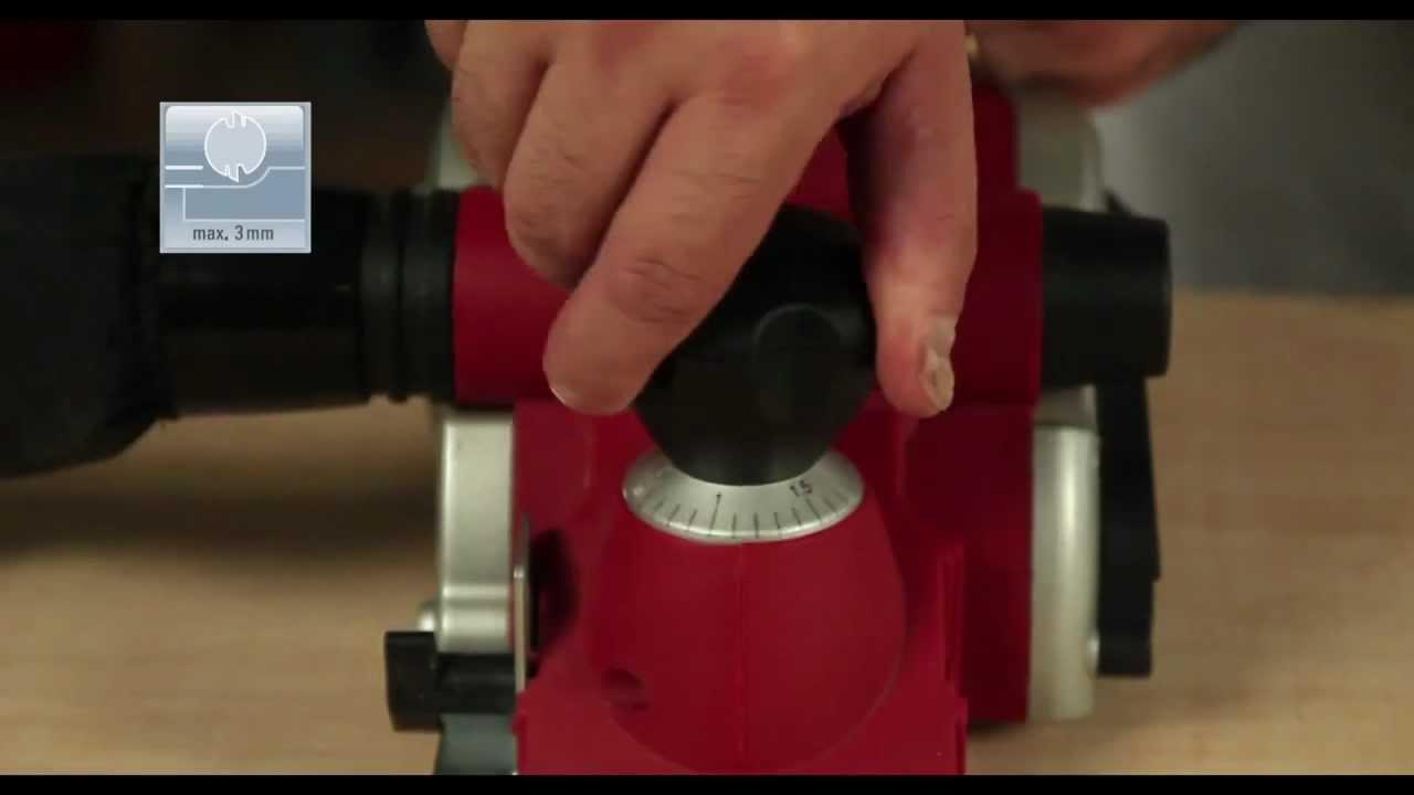 РоботунОбзор: Рубанок электрический Stanley STPP7502 - YouTube