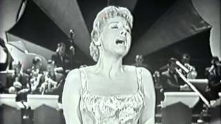 Harry James, Helen Forrest, 1958 Big Record Live TV Show, Complete Segment