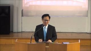 20150726浸信會仁愛堂主日信息_蕭輔恩傳道