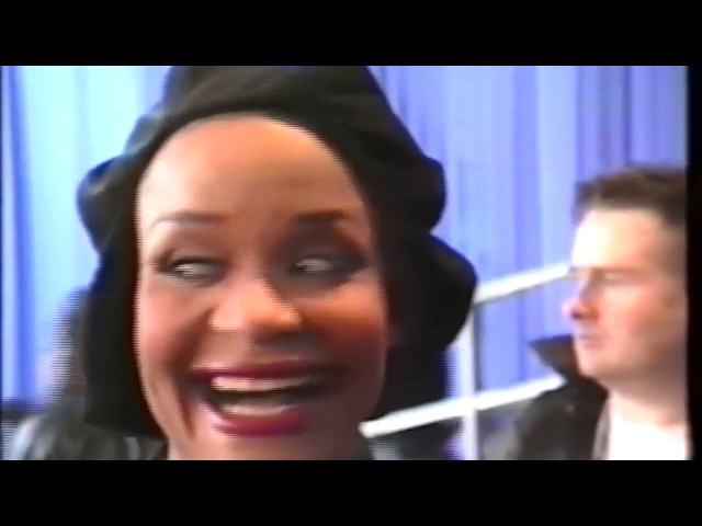 Ruth Jacott - Rare Eurovision footage!!!
