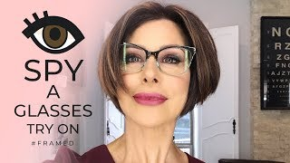 How to Find The Right Pair of Glasses! | Dominique Sachse
