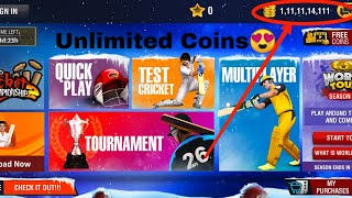 World Cricket Championship 2 Mod Apk 2.8.8.5 Free VIP Hack Unlimited Coins, Everything Unlocked😍