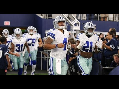 "Dallas Cowboys 2018 Hype Trailer - ""PROVE THEM WRONG"""