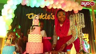 AUNTY EZEKIEL ALIVYOSHEREKEA BIRTHDAY YA MTOTO WAKE