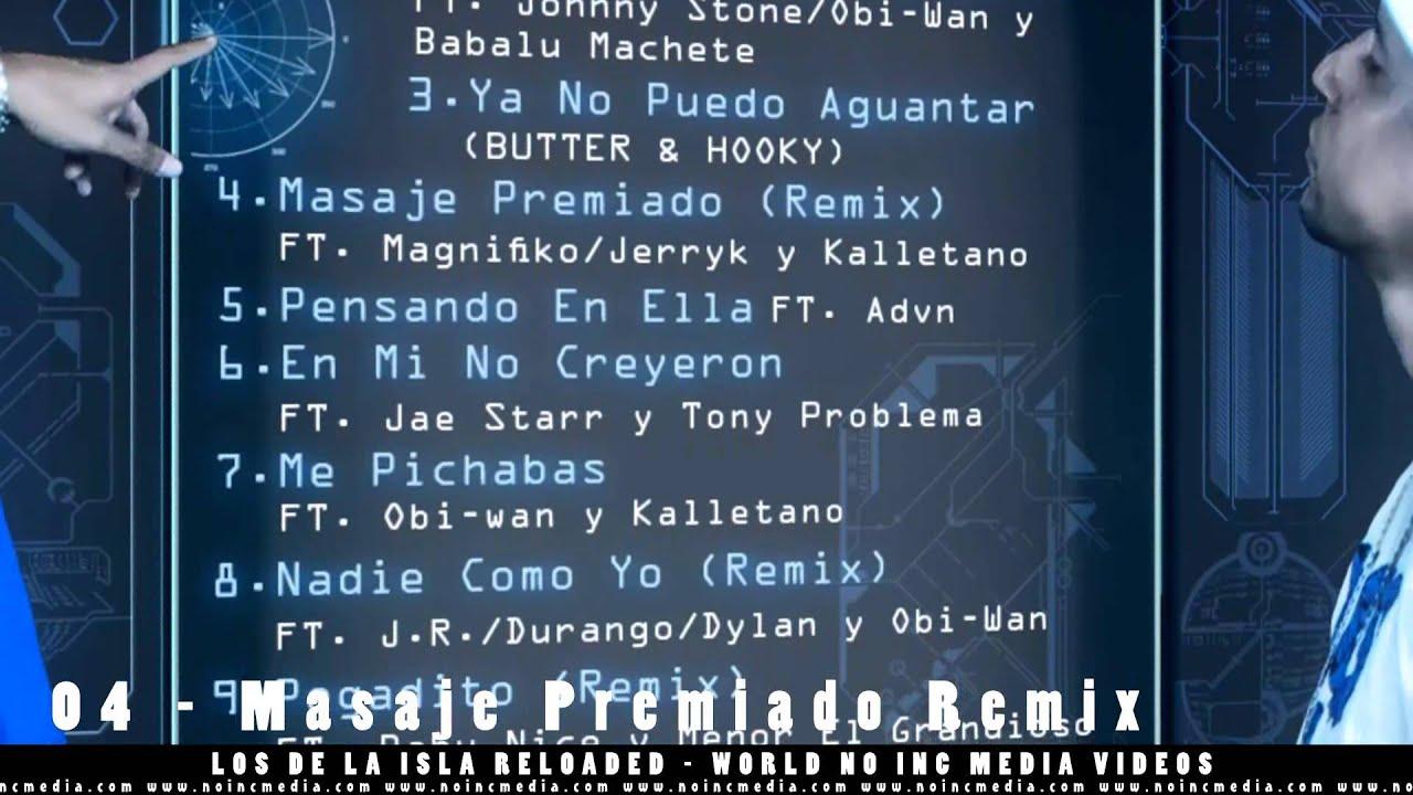Download Masajito Premiao Remix Los de la Isla Reloaded  Butter  Hooky Magnifiko Kalletano & Jerryk