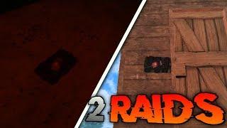 RAIDING 2 BASES WITH C4 ON RO-VIVE! (Roblox Ro-vive)
