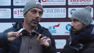 Serie D - Cannara-Trestina 0-0