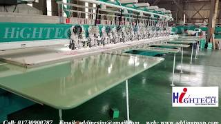 HiGHTECH Laser Embroidery in Bangladesh