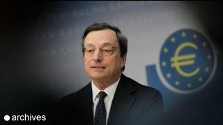 Avrupa Merkez Bankası faizleri düşürdü