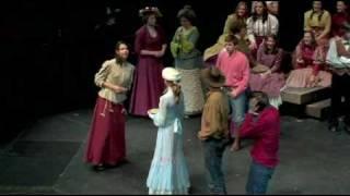 Seven Brides for Seven Brothers - Social Dance (Part 1)