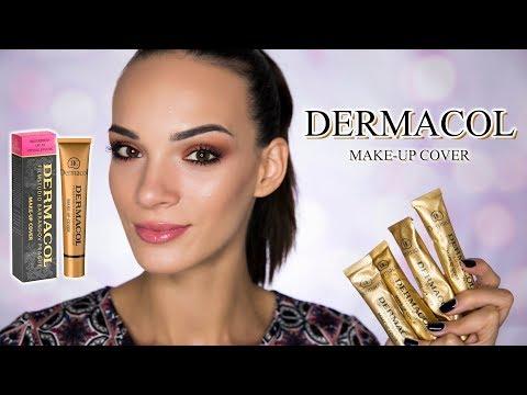 PUDER KOJI POKRIVA SVE?? | Recenzija Dermacol Make-up Cover pudera