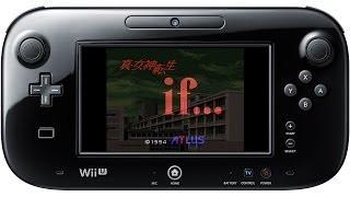 スーパーファミコン(Wii Uバーチャルコンソール) 真・女神転生if... プレイ映像 【このソフトのホームページ】 http://www.nintendo.co.jp/wiiu/software/vc/jbsj/...