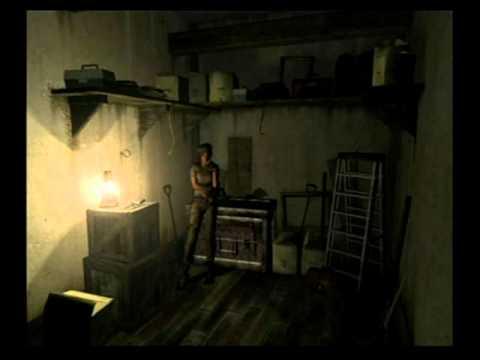 Resident evil 4 save room - YouTube