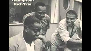Art Tatum with Lionel Hampton & Buddy Rich  - Love for sale