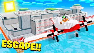 ESCAPING PRISON WITH A PRIVATE JET!
